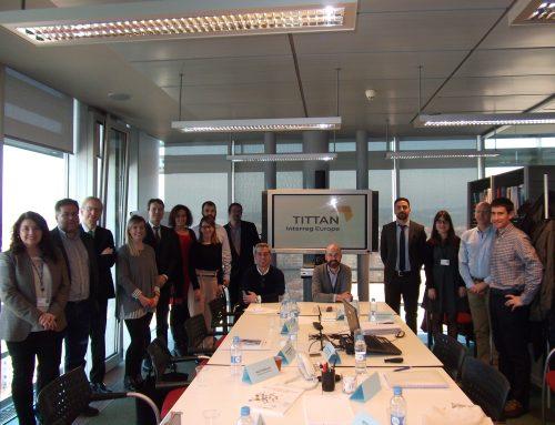 Cuatro regiones europeas visitan el País Vasco para conocer el programa INNOSASUN gracias al proyecto TITTAN.