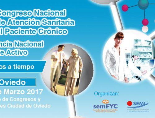 Los proyectos europeos de Kronikgune y Osakidetza se presentan en el IX Congreso Nacional de Atención Sanitaria al Paciente Crónico