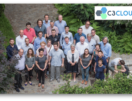 C3-Cloud project holds second plenary assembly in Paris