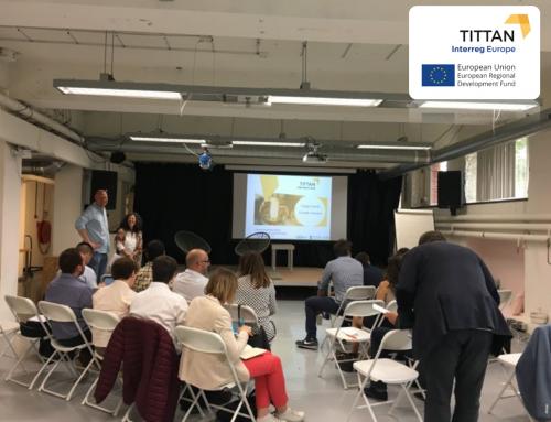 El proyecto Europeo TITTAN celebra su tercer workshop en Holanda.