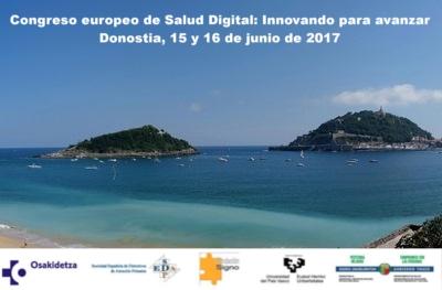 Congreso europeo de Salud Digital: Innovando para avanzar
