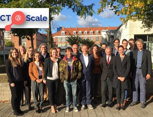 El consorcio de ACT@Scale celebró su tercera asamblea general