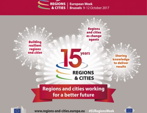 "Basque Country will participate in the workshop ""Meeting the challenge of ageing"" during the European Week of Regions and Cities 2017"