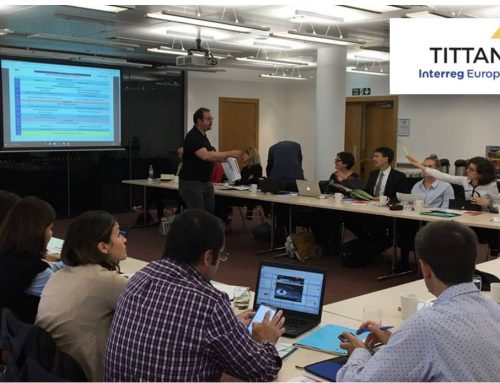 The fourth TITTAN project workshop was held in Scotland