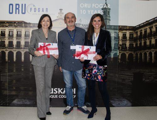 Osakidetza galardonada en la II edición de los premios internacionales de Buenas Prácticas regionales