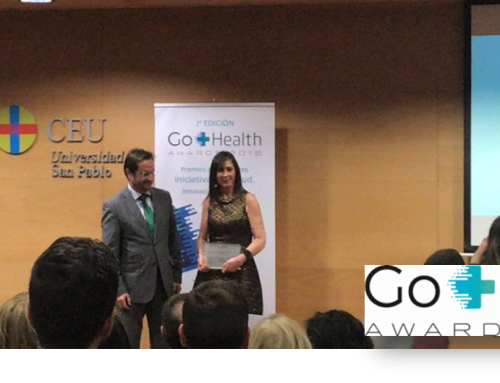 Osakidetza receives a Go Health Award 2018 for Carewell project