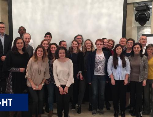 El consorcio de UPRIGHT se reúne en Bilbao para celebrar la reunión de lanzamiento del proyecto