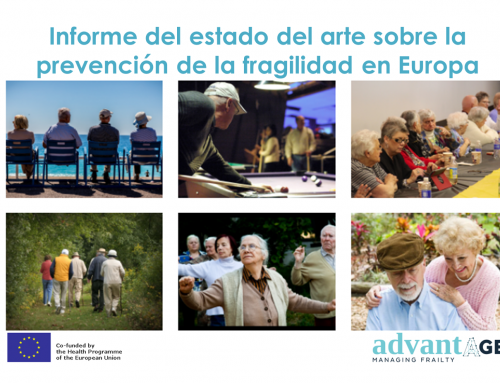 The ADVANTAGE Joint Action has published a state-of-the-art report on frailty prevention in Europe.
