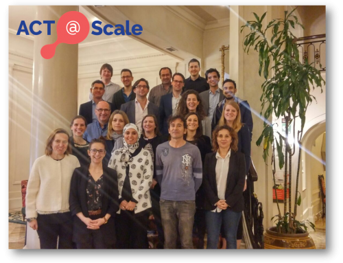 Bilbao hosted the ACT@Scale 5th general meeting