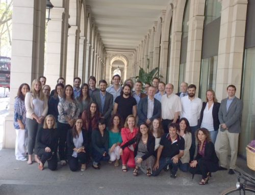 Barcelona hosted ACT@Scale project's 6th general meeting
