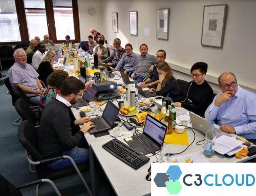El proyecto C3-Cloud celebra su V Reunión Plenaria en Bonn