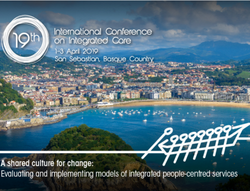 Kronikgune attends the X IX International Conference on Integrated Care, ICIC, in Donostia-San Sebastian