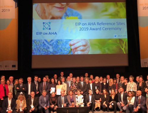 La Comisión Europea concede a Euskadi el certificado de excelencia por su impulso de la innovación regional en el envejecimiento activo y saludable