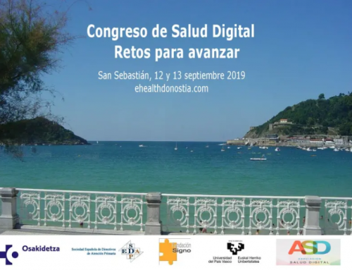 "The C3-Cloud and Scirocco Exchange projects were presented at the congress ""Digital Health: Challenges for progress"""