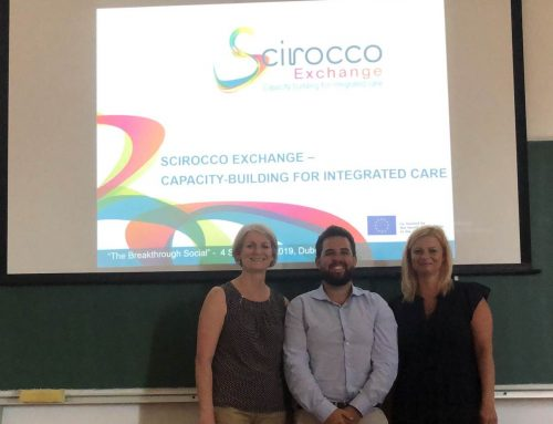 "Kronikgune takes part in the Scirocco Exchange workshop organised as part of ""The Breakthrough of the Social"" congress"
