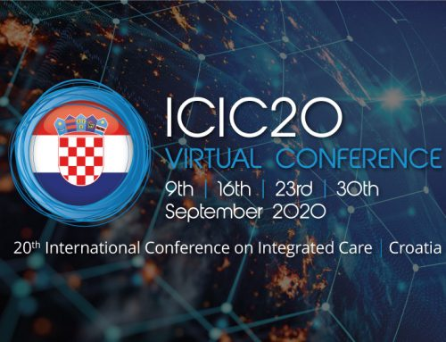 Kronikgune participates in the 20th International Conference on Integrated Care, ICIC2020.