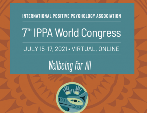 El UPRIGHT organiza un simposio en el congreso mundial de psicología positiva, IPPA