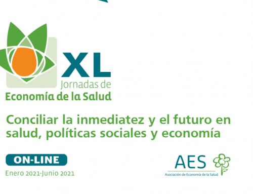 Kronikgune participa en la XL Jornadas de Economía de la Salud