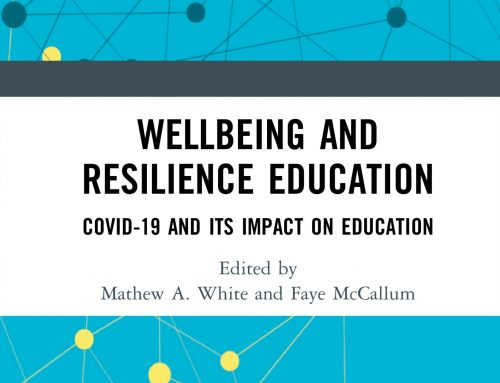 A chapter on UPRIGHT is published in the COVID-19 book on education for well-being and resilience in times of COVID.