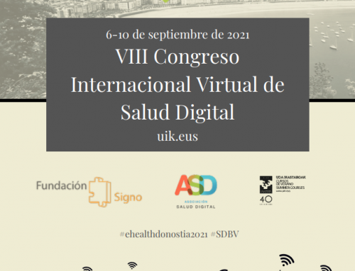 Kronikgune will moderate a round table and present the JADECARE Joint Action at the VIII International Virtual eHealth Congress.
